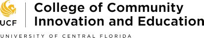 College of Community Innovation and Education logo